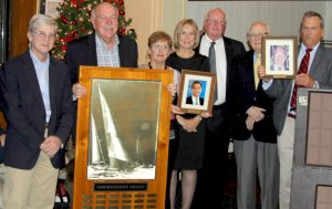 Hampton Yacht Club commodores award