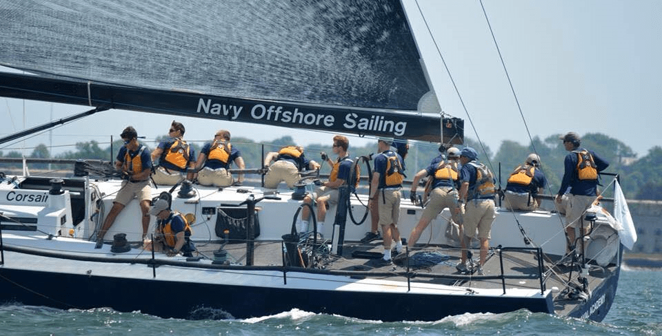NAVY Offshore Sailing
