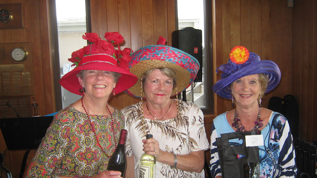 Derby Day Party at HYC