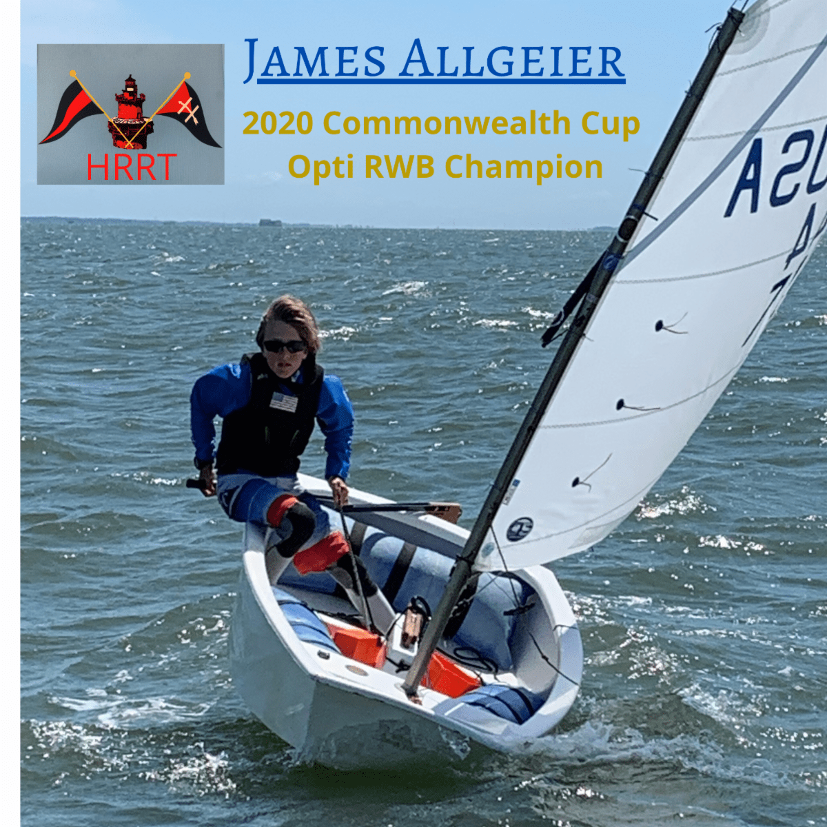James Allgeier 2020 Commonwealth Cup
