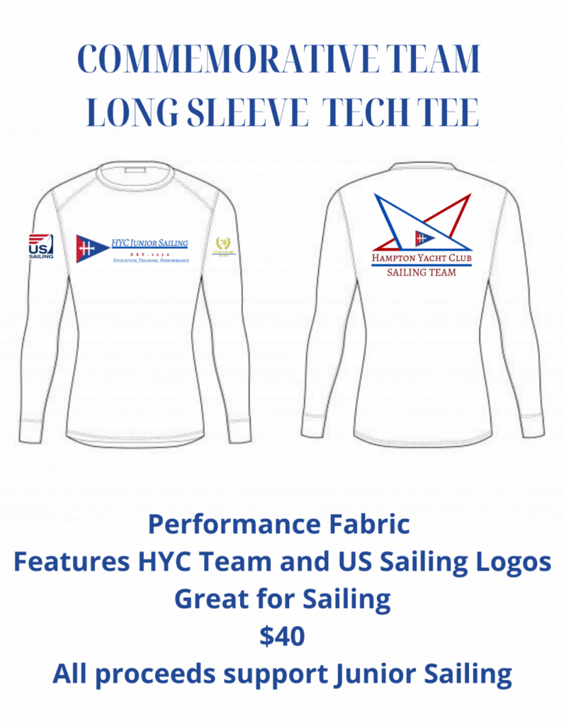 Commemorative Tech Long Sleeve Shirts