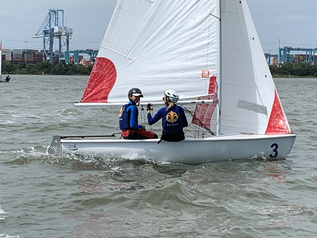 A Return to High-School Style Sailing