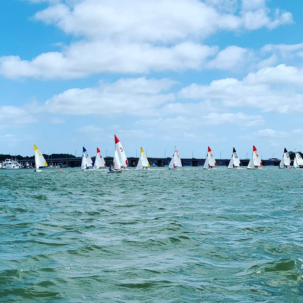 Fall Sailing Returns with Double Handed Competition