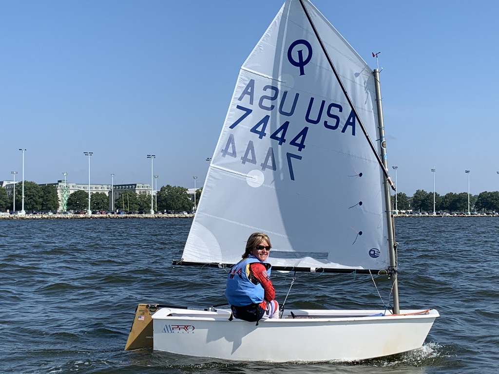 HRRT Does Well at Opti SECs and Junior Fall Sailing Updates