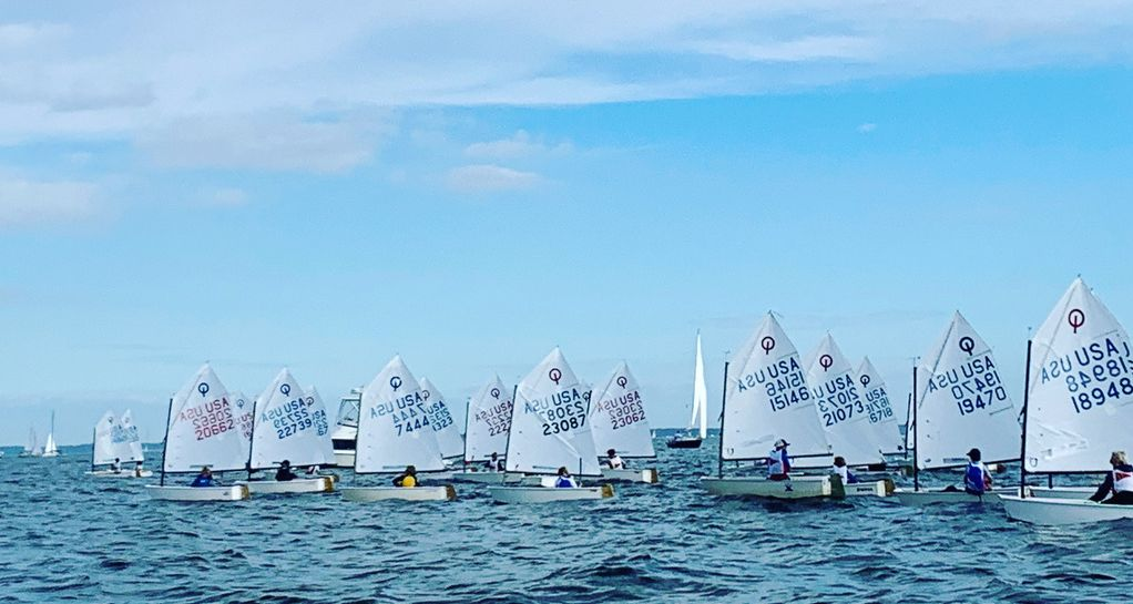 Allgeier Wins Rule Third and Petkauskas Top Five at AYC Halloween Howl