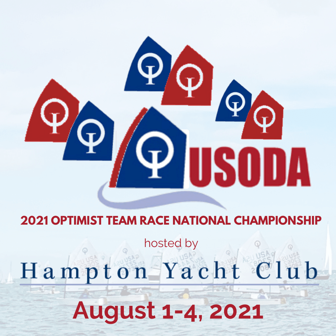 2021 Optimist Team Race HYC