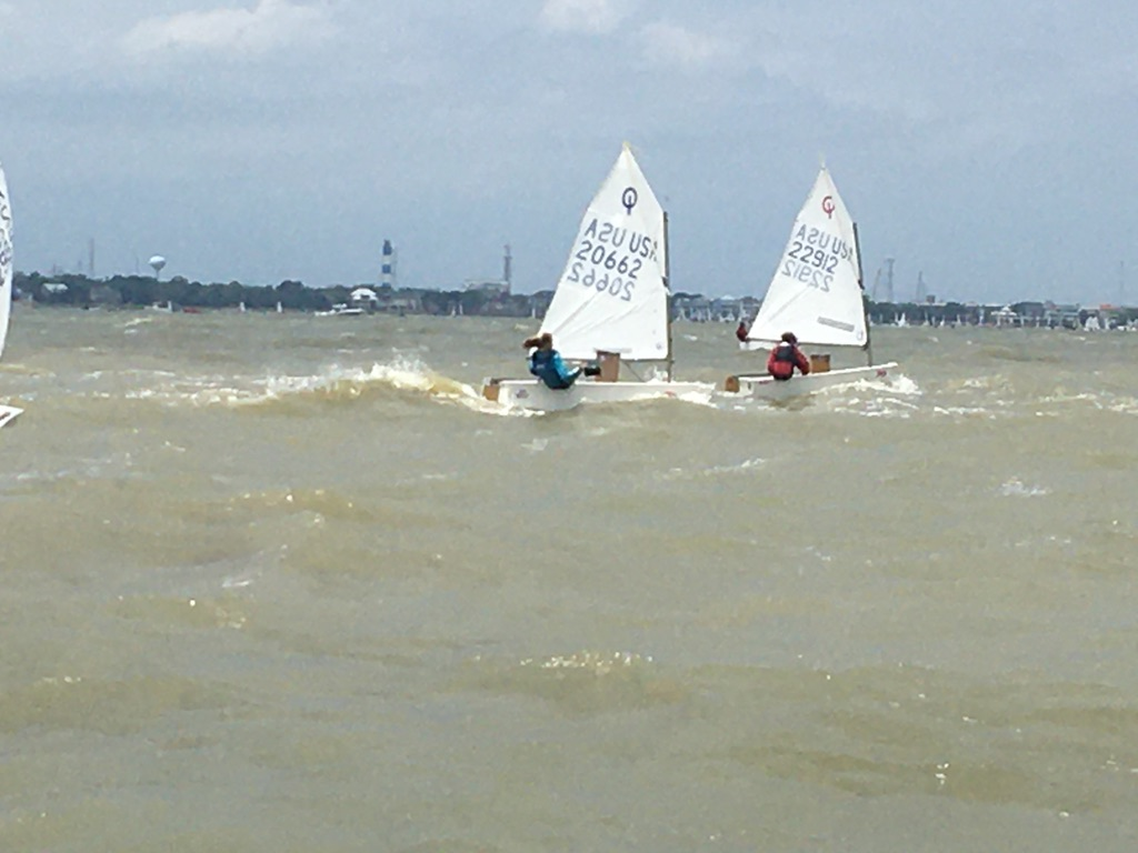 Lakewood Yacht Club Hosts USODA Team Trials